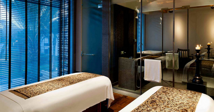 the chedi muscat oman spa luxe hotel