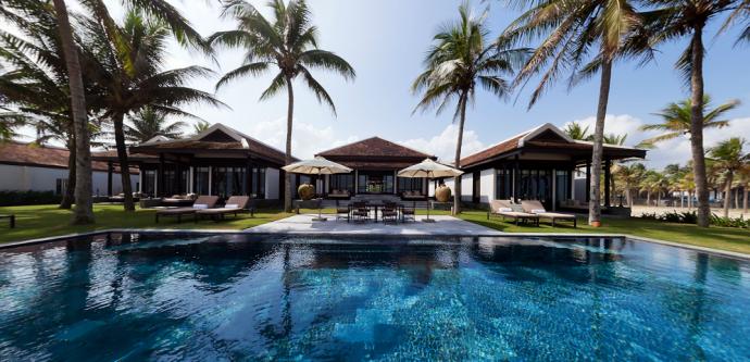 the nam hai villa luxe vietnam