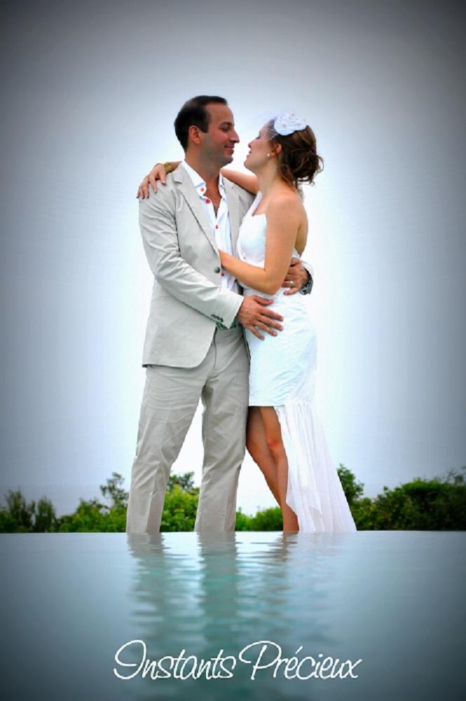 Le mariage aux Caraïbes de Diane et Mark