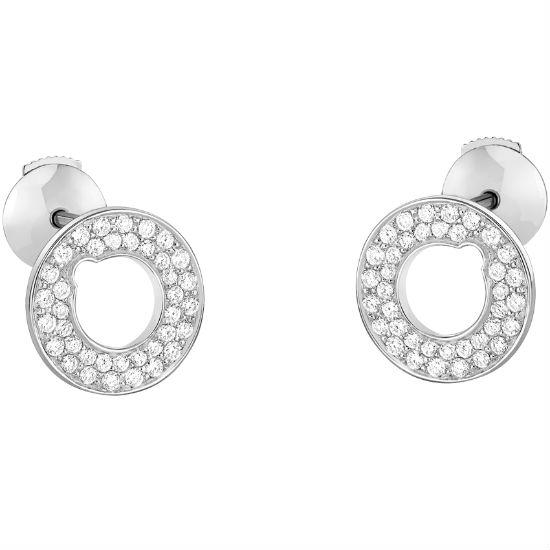 10 magnifiques boucles d oreilles en or blanc pour mon mariage. Black Bedroom Furniture Sets. Home Design Ideas