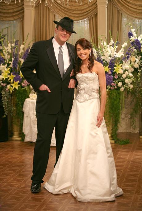 Le couple mythique et inséparable que forment Lili et Marshal s'est dit oui lors de la saison 2 de How I Met Your Mother.