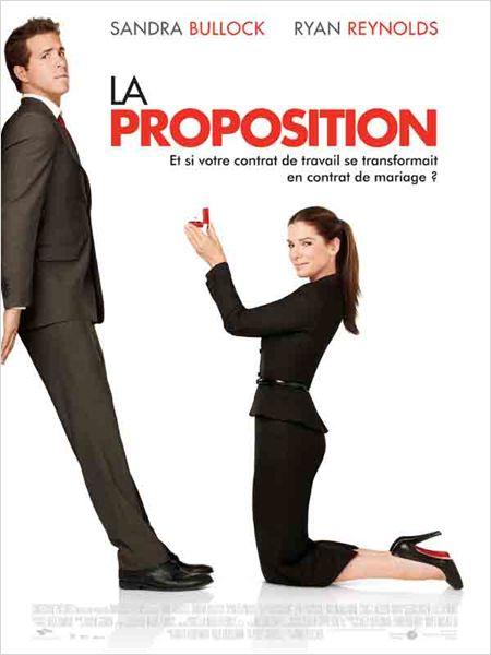 Réalisé par Anne Fletcher, 2009 / Acteurs principaux : Sandra Bullock, Ryan Reynolds…