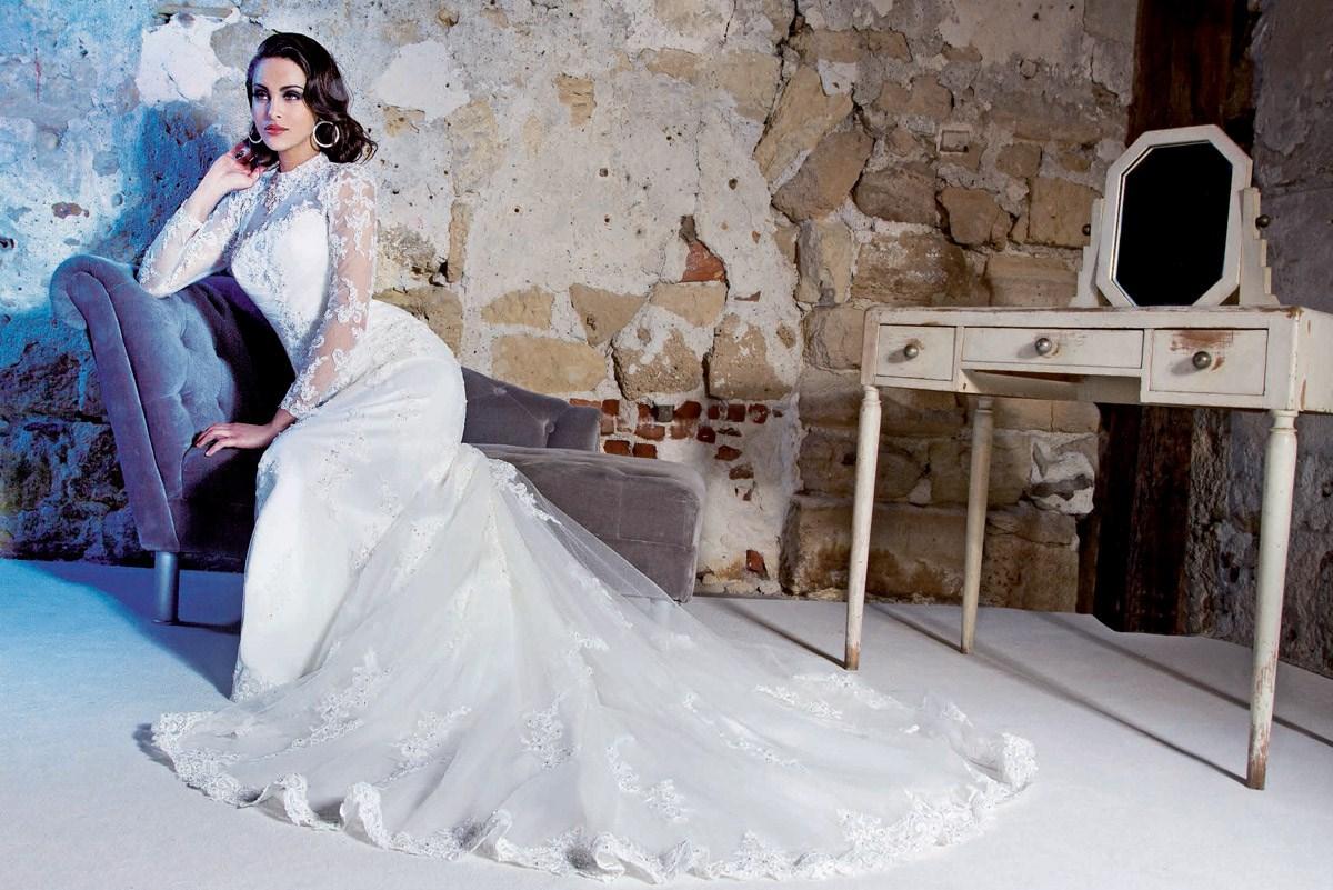 L 39 empire du mariage collection 2015 for Boutiques de robes de mariage de miami