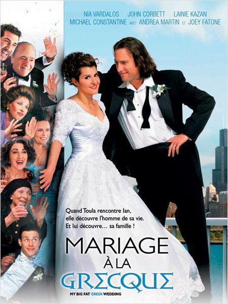 Réalisé par Joel Zwick, 2003 / Acteurs principaux : Nia Vardalos, John Corbett…