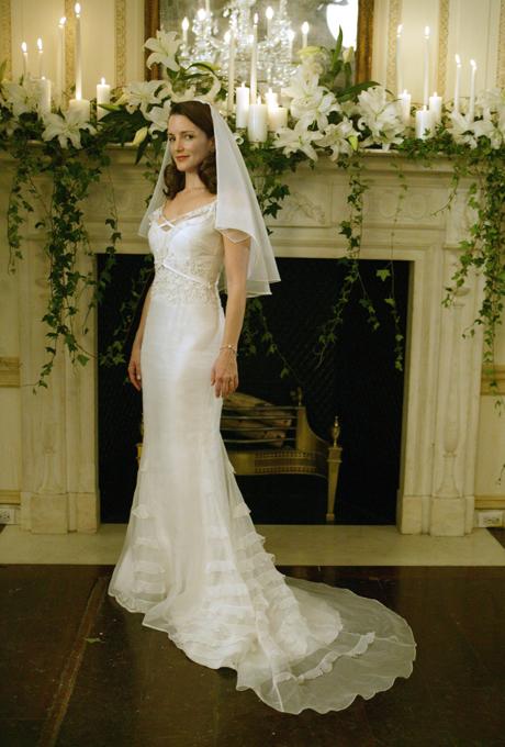 Charlotte, la romantique du groupe, se marie lors de la saison 6 avec Harry. Sex and the City.