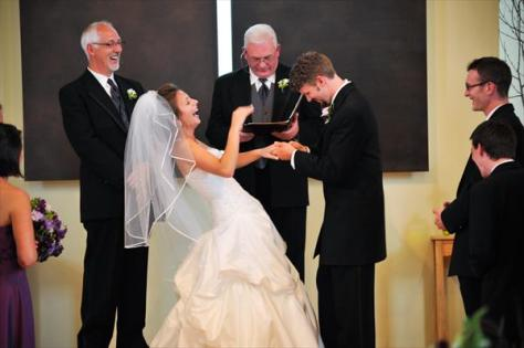 andrew melissa engstrom fou rire mariage