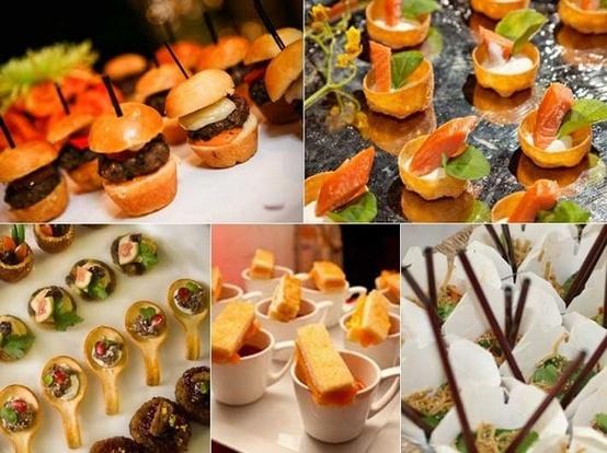 buffet cocktail dinatoire choix reception mariage