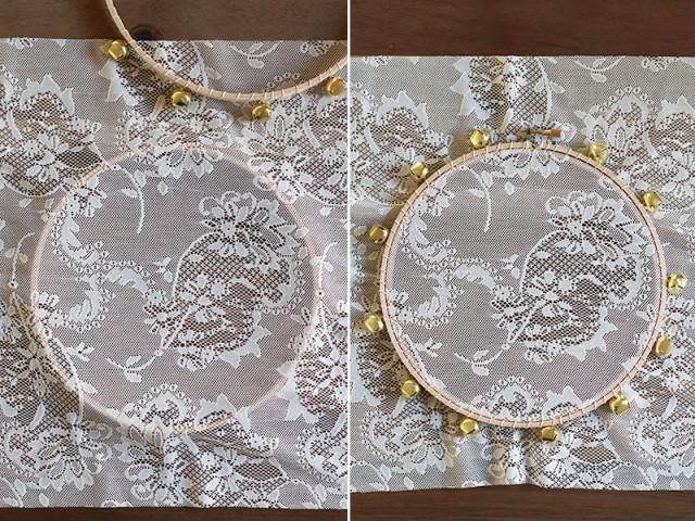 diy tambourin mariage decoration invites 6