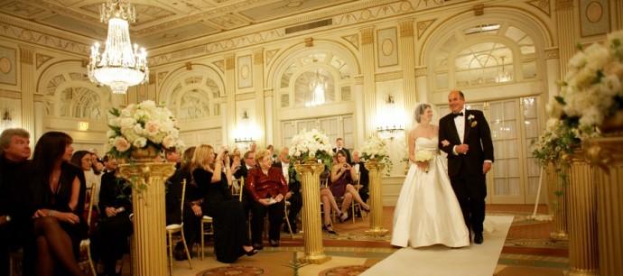 se marier dans un hôtel-cérémonie