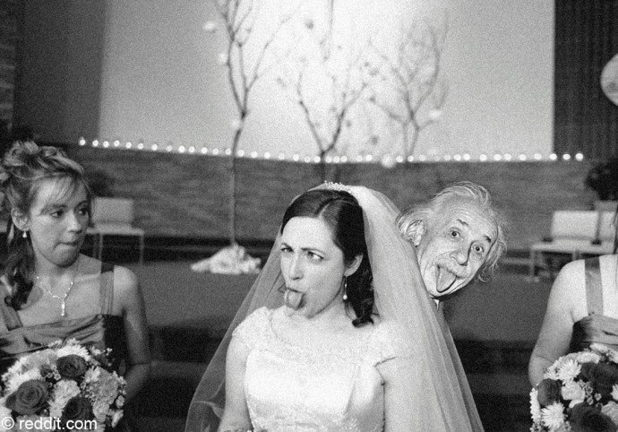 mariée buzz grimace  (1)
