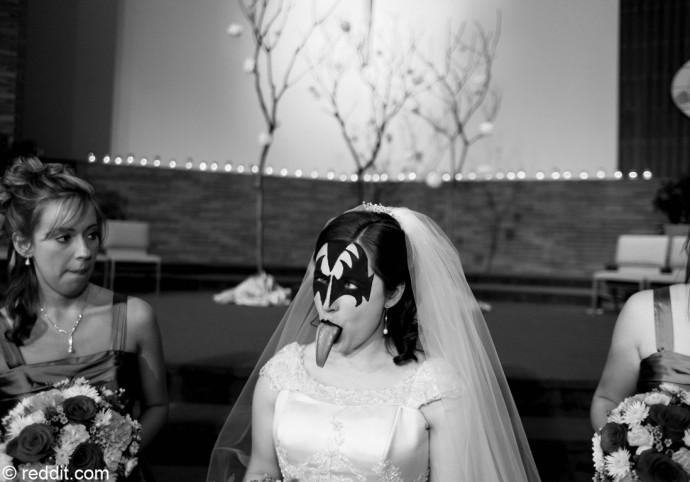mariée buzz grimace  (4)