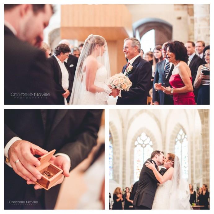 mariage Nicky Nicole ceremonie echange des voeux