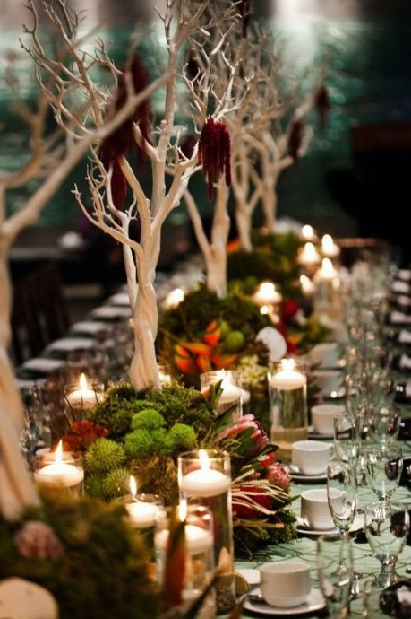mariage forêt 9