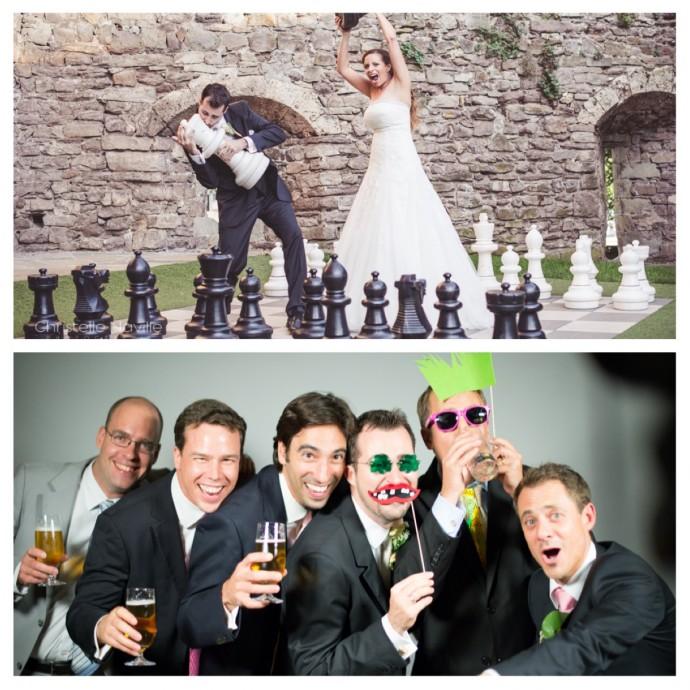 mariage nick nicole animation jeux