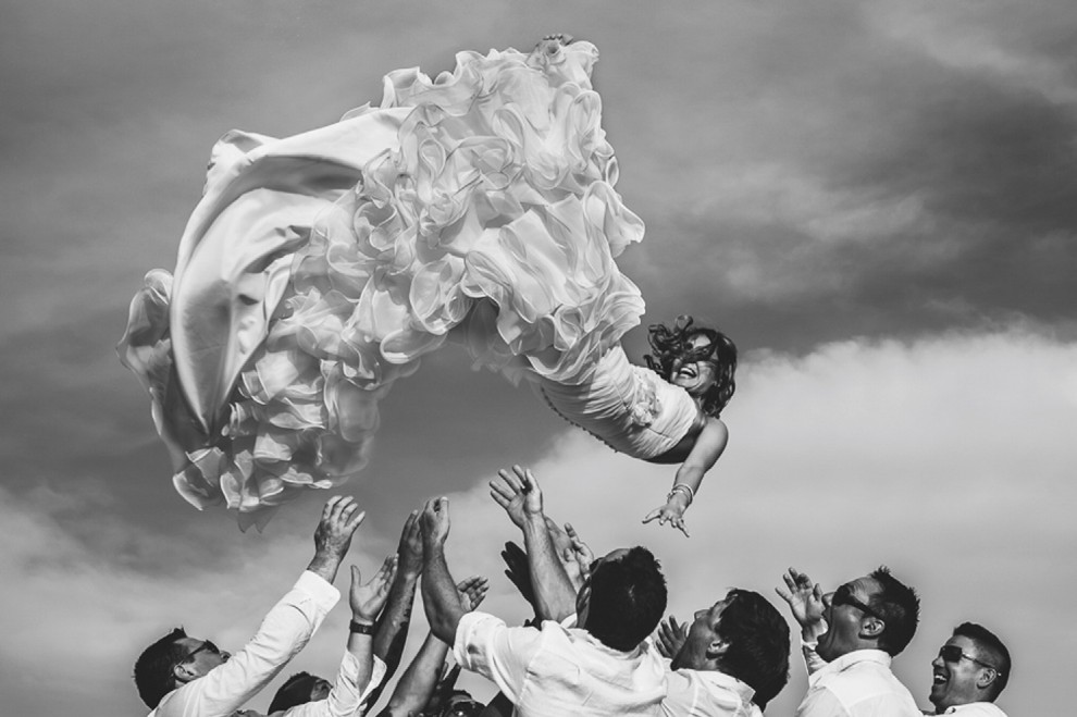 mariage photographie mariee