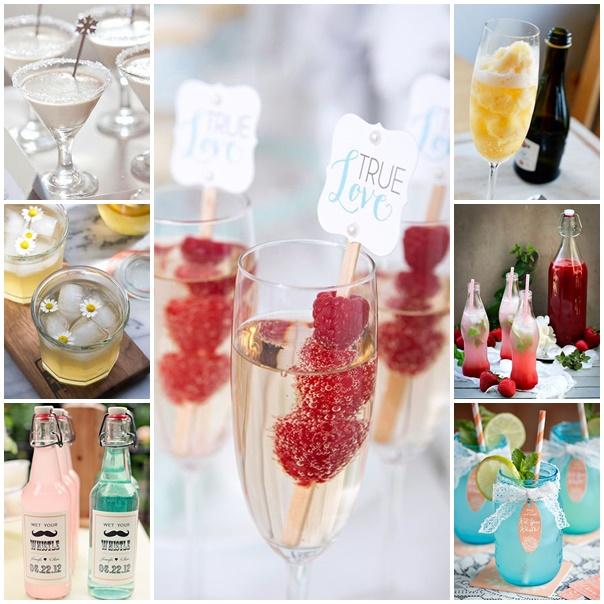 montage cocktails