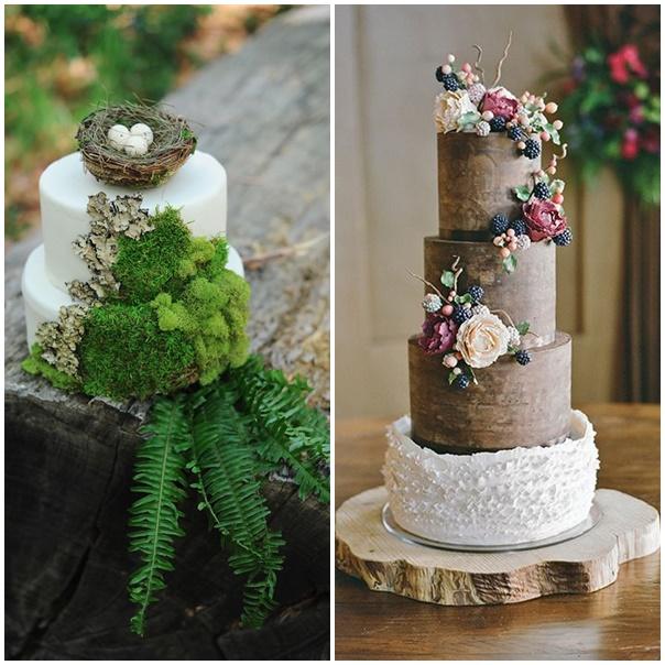 Quand la forêt minspire pour mon thème de mariage - Mariage.com