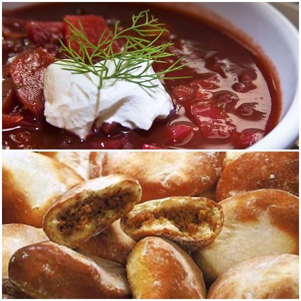 montage nourriture transsiberienne