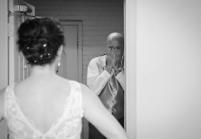 quand ton pere te decouvre dans ta robe de mariee