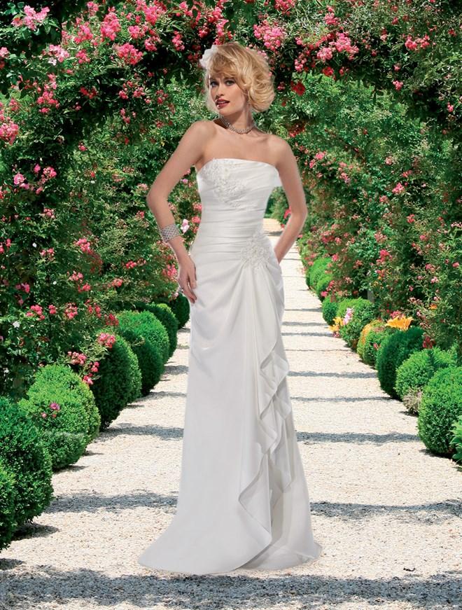 Tomy secret collection 2015 for Dallas de conservation de robe de mariage