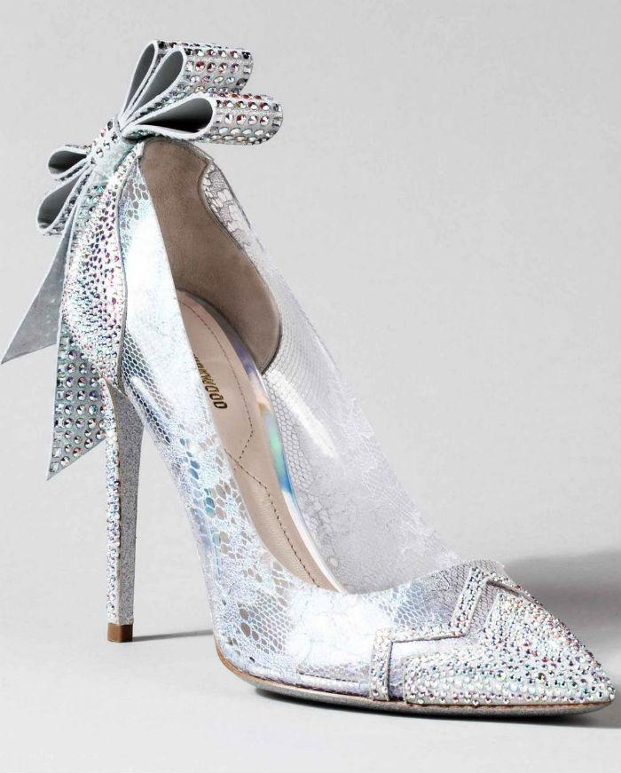 Le soulier de Nicholas Kirkwood