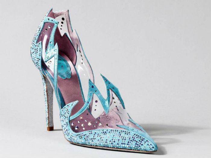 Le soulier de Rene Caovilla
