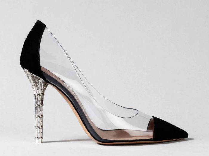 Le soulier de Salvatore Ferragamo