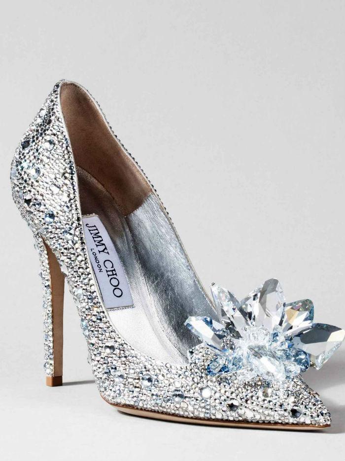 Le soulier de Jimmy Choo