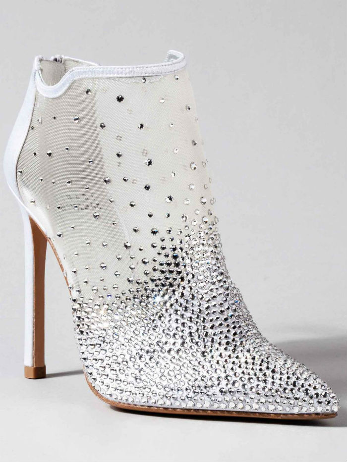 Le soulier de Stuart Weitzman