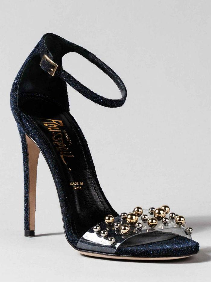 Le soulier de Jerome Rousseau