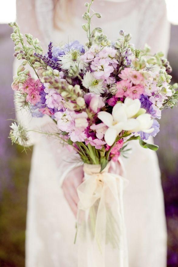 Bouquet de mariee fleurs sauvages - Bouquet de fleurs sauvages ...