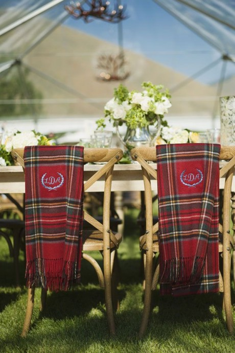 deco chaise repas mariage ecosse