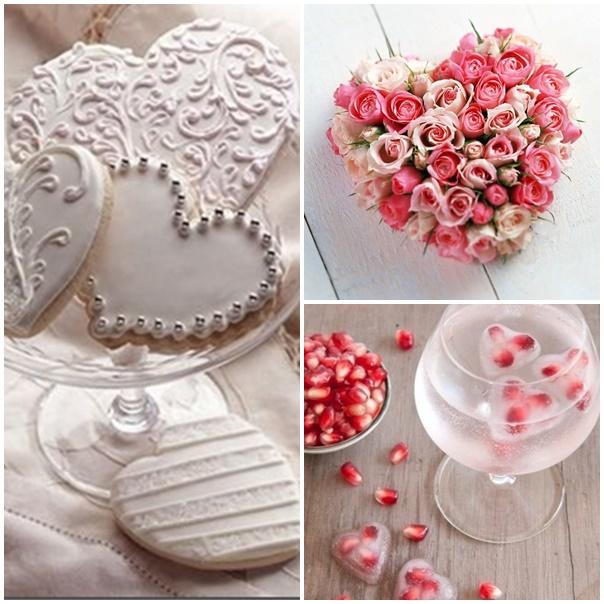 Un mariage sous le signe de la saint valentin pourquoi for Decoration maison st valentin