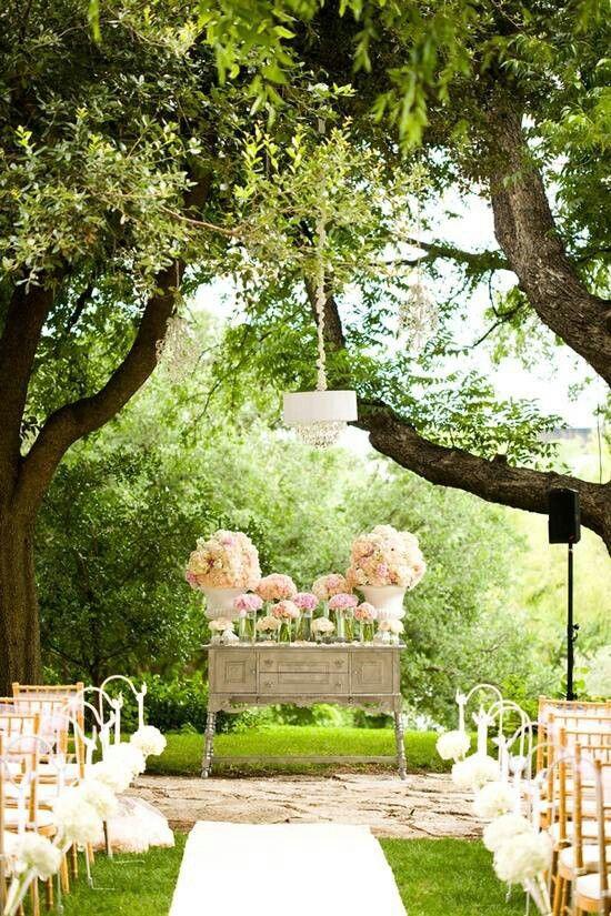 Connu 10 décors de cérémonie de mariage qui font rêver - Mariage.com FU39