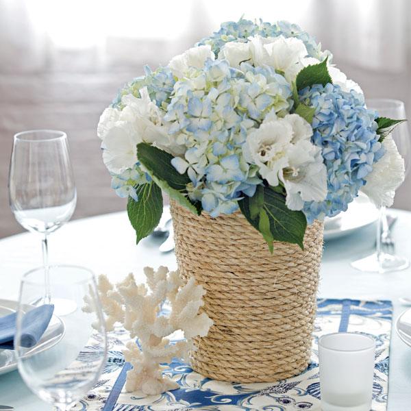 diy des vases esprit campagne chic pour mes centres de table. Black Bedroom Furniture Sets. Home Design Ideas
