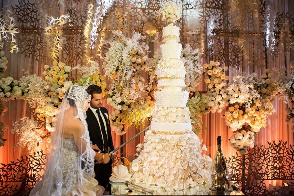 Gâteau de mariage XXL : pour ou contre ? - Mariage.com