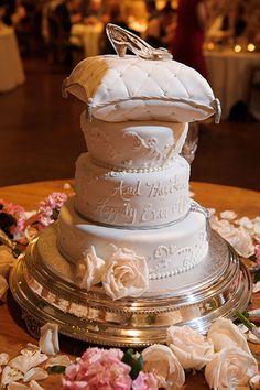 gateau pour un mariage conte de fees