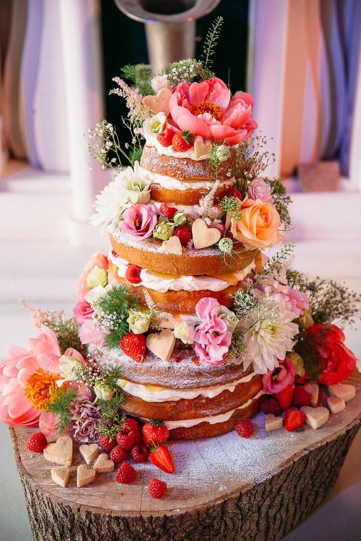 Le top des gâteaux de mariage colorés pour votre mariage ...
