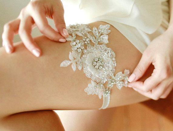 jarretiere mariage 1