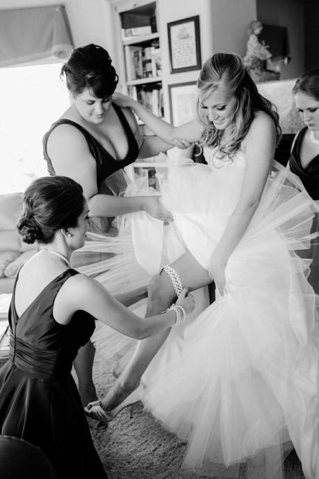 jarretiere mariage