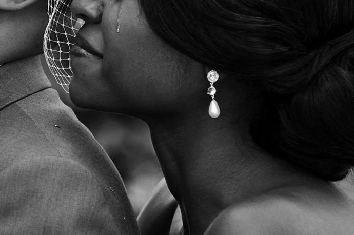 la larme de la mariee