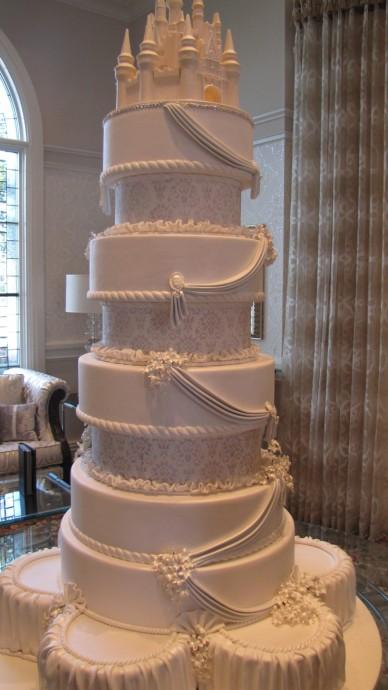 la piece montee disney pour un mariage
