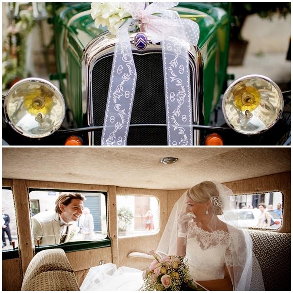 mariage eglise retro chic magali