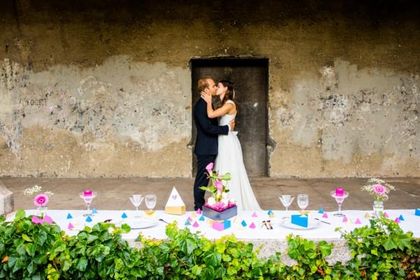 mariage geometrique