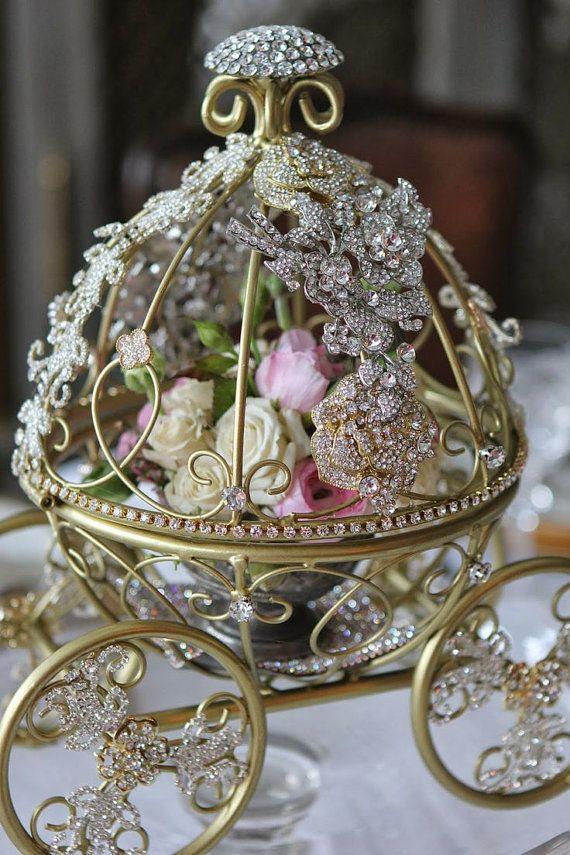 Matrimonio Bed Frame : Il était une fois un mariage de princesse esprit