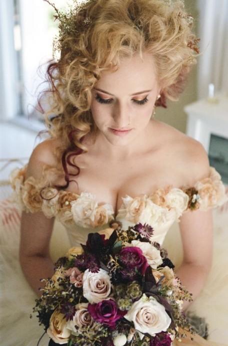 mariee mariage victorien