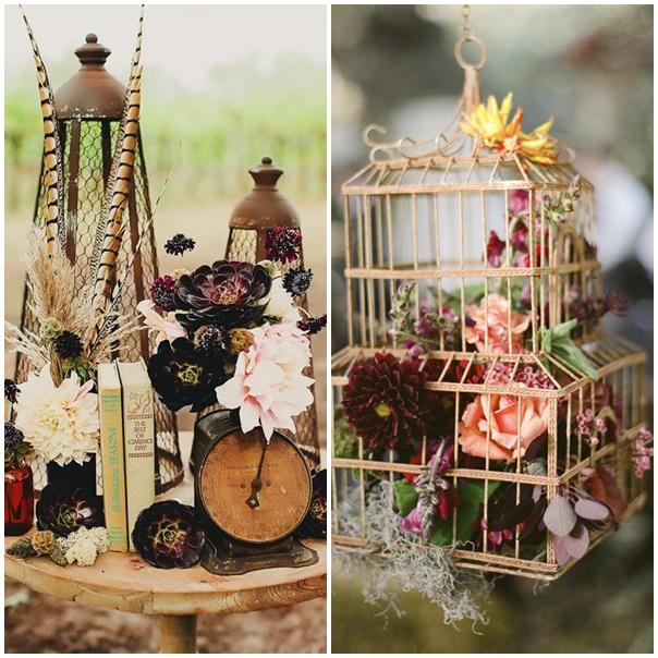 montage décoration steampunk