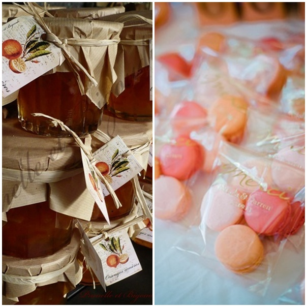 montage mariage tangerine