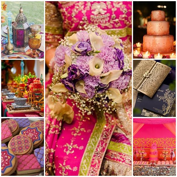 Le mariage des mille et une nuits for Decoration mille et une nuit