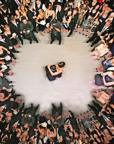 photo de mariage idee